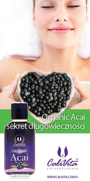organic acai calivita